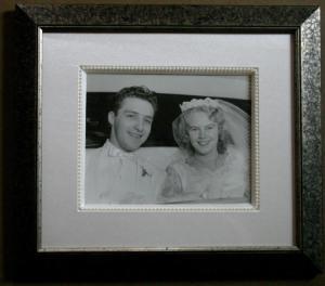 wedding memento framing at your claim to frame