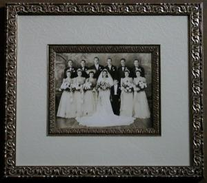 wedding photo framing at your claim to frame